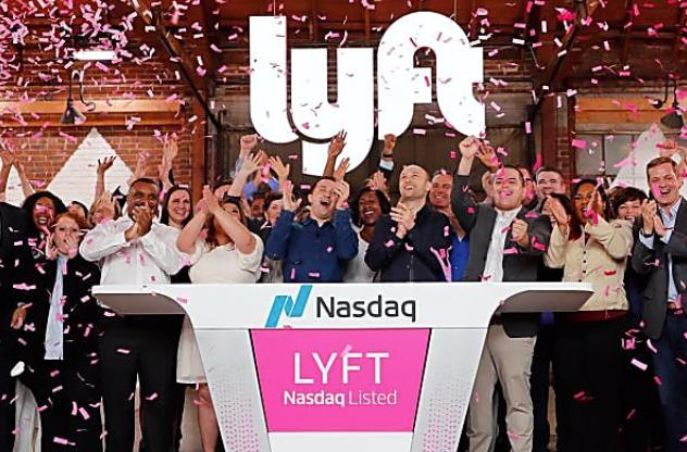 Lyft开盘暴涨的背后:它真的值222亿美元?