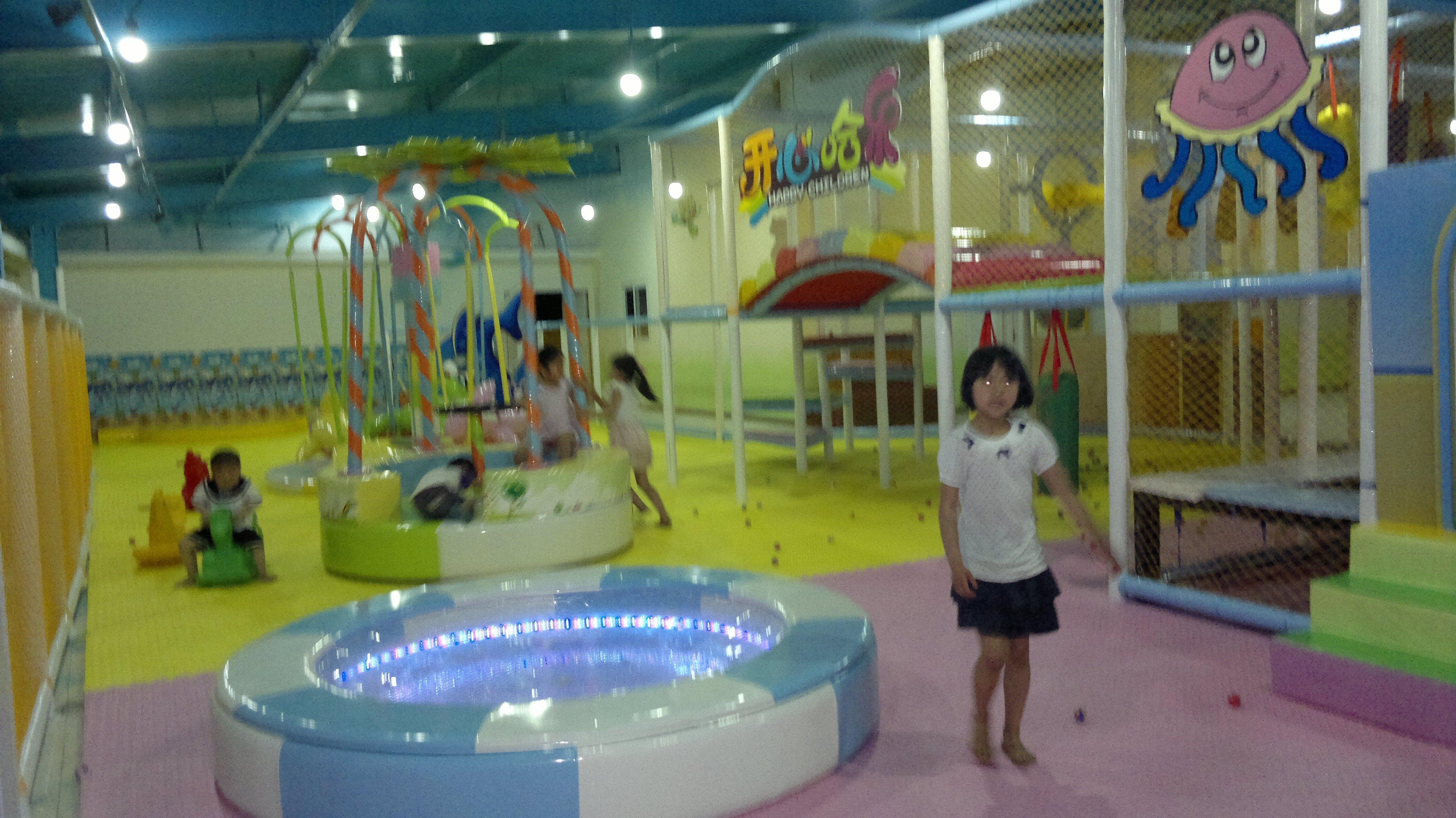室内儿童乐园的四个方向发展