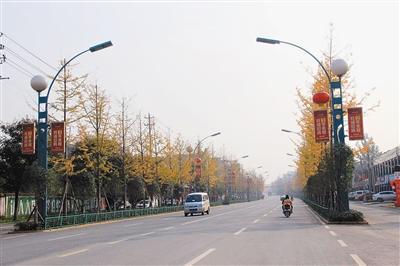 周至县县城最新规划图