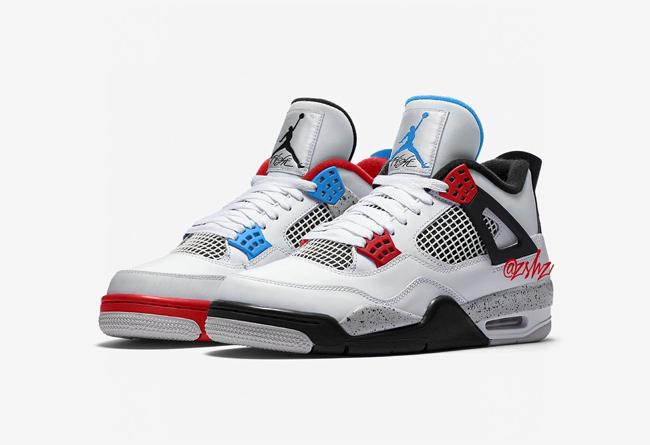 《30周年纪念鞋! Air Jordan 4真实的东西是什么?》