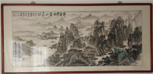 中国画的历史与创新