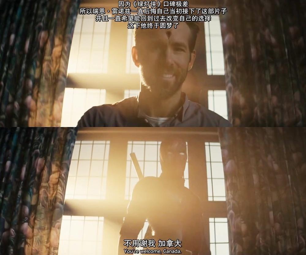 死侍与雷神3导演一起拍电影,贱贱强行抹去了两人的黑历史 作者: 来源:猫眼电影