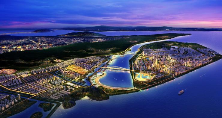 走向蓝海,宁波大力发展海洋经济,滨海新城再 开挂