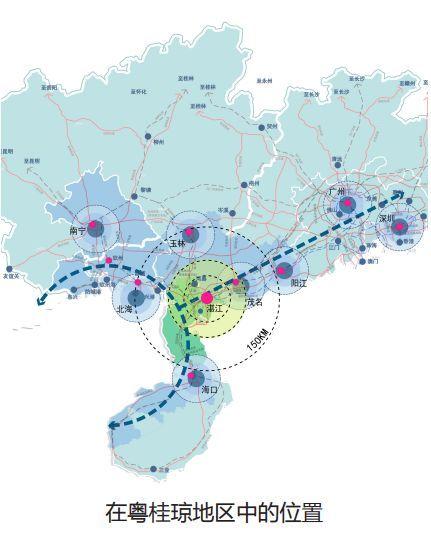 湛江坡头区最新规划图