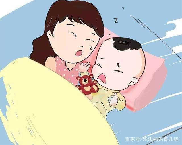 和婴儿同床睡眠宝宝猝死,值得深思!别因为你的大意害了孩子!
