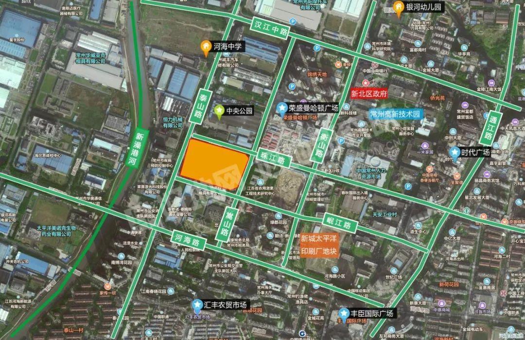横山桥未来规划图