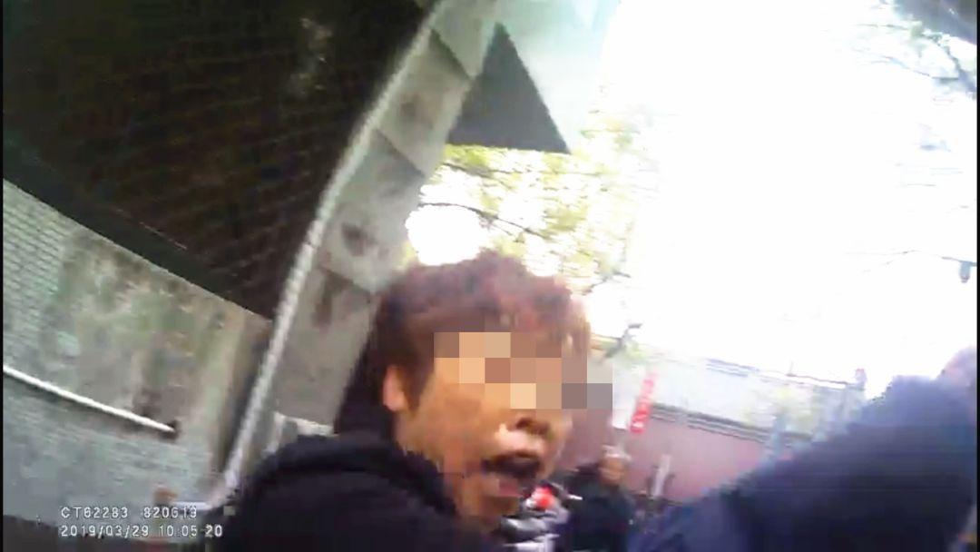 【推荐】警示!台州一妇女公然侮辱交警,被行拘8天!