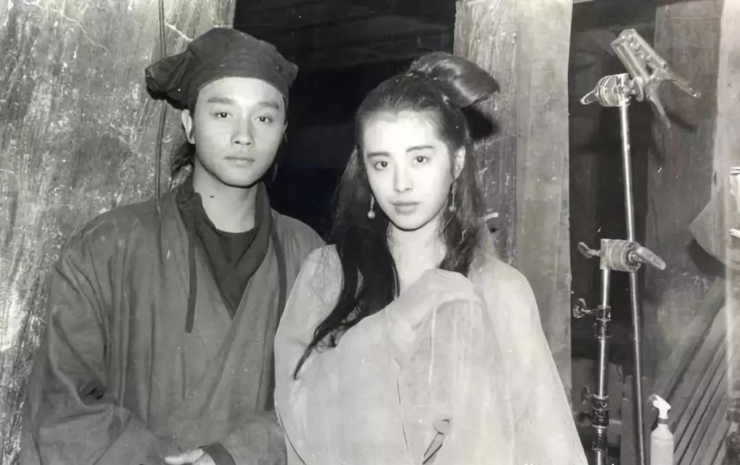 倩女幽魂 -- 张国荣   倩女幽魂(87版)图片