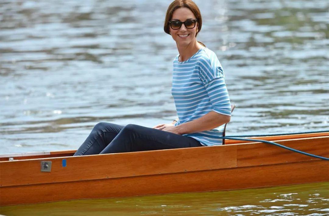 17年前,凯特王妃高中毕业兼职水手,每天工作11小时,还是体力活