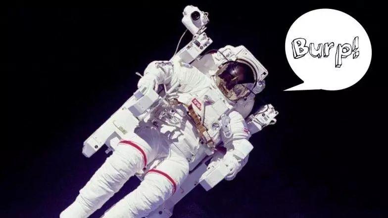 童年梦想毁灭者:宇航员会遇到的8种尴尬情况
