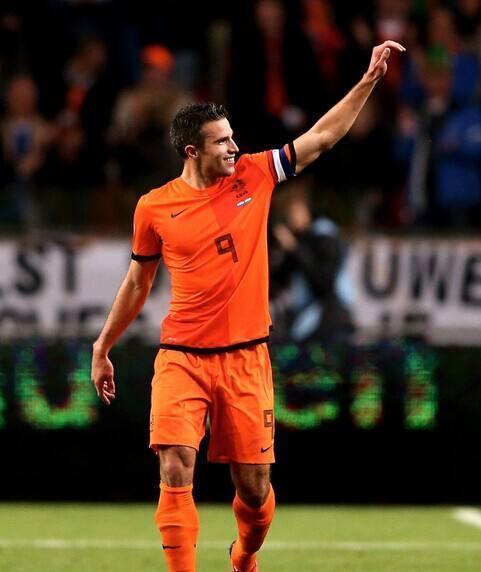 荷兰足球明星 现效力于德甲拜仁慕尼黑俱乐部