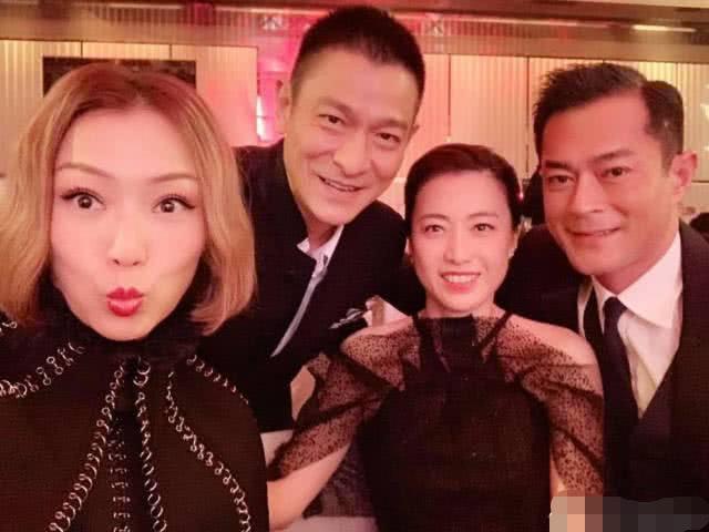 富商刘銮雄有可能被移交至澳门坐牢,太太甘比轻松参加晚宴图片