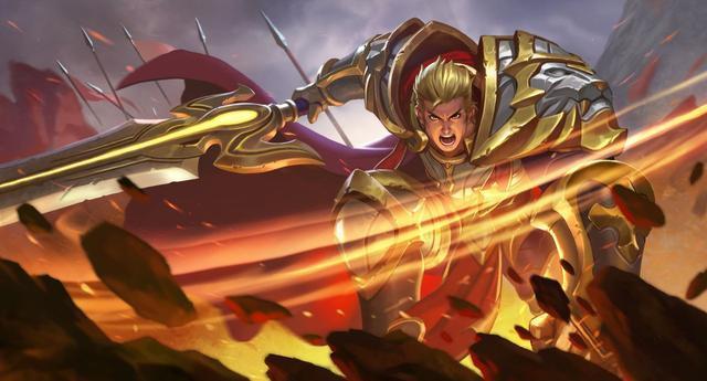 王者榮耀:四個上分最容易的手殘英雄,亞瑟上榜,圖四版本之神