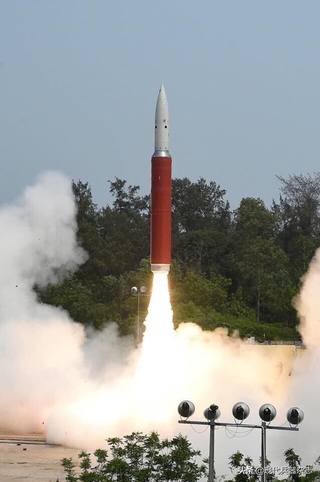 印度成功进行反卫星导弹试验 已具备击毁近地轨道侦察卫星的能力