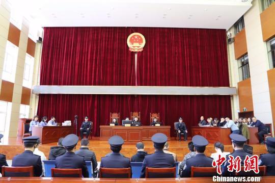 """涉案超2亿 内蒙古9人非法经营""""沪深三百指数""""案开庭 非法经营对涉案车辆如何处置"""