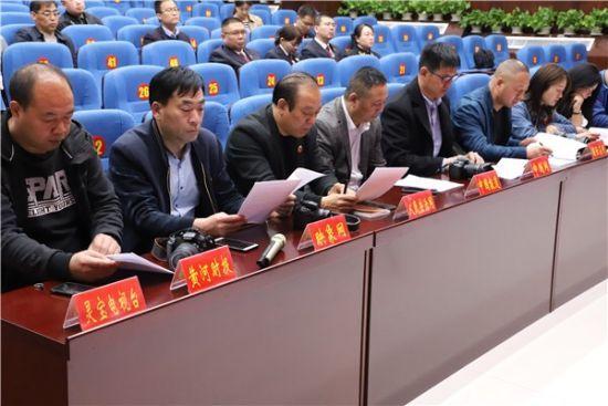 河南省灵宝市:扫黑除恶取得阶段性成果
