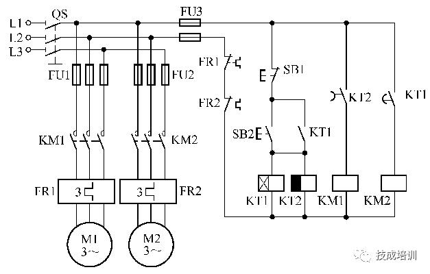 电工常用45张电动机控制电路图,这货超有料图片