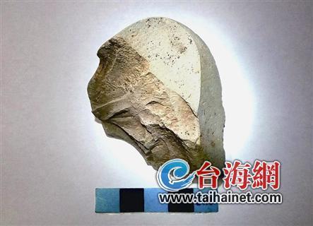 """龍文發現刮削石器距今約3萬-6萬年_鳳山"""""""
