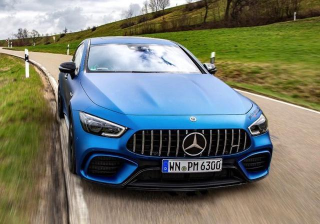 Performmaster 暴改 Mercedes-AMG GT 63S动力涨至 740PS/1,030Nm