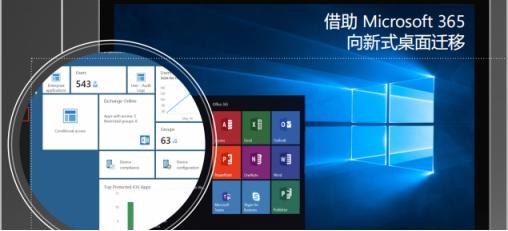 云桌面市场的领先者—微软云桌面:云桌面用微软