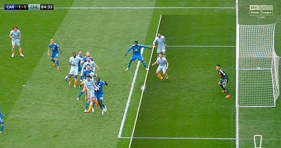 什么是足球英超误判影响联赛走势 引进VAR皆易以改动