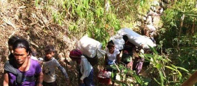 缅甸——军方与若开军持续交战死伤重大