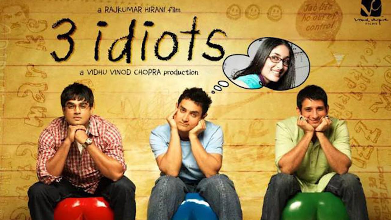 调音师 来了,盘点最好看的5部印度电影,不仅是三傻大闹宝莱坞