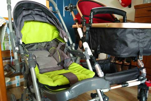 高景觀嬰兒推車,準爸媽如何選購