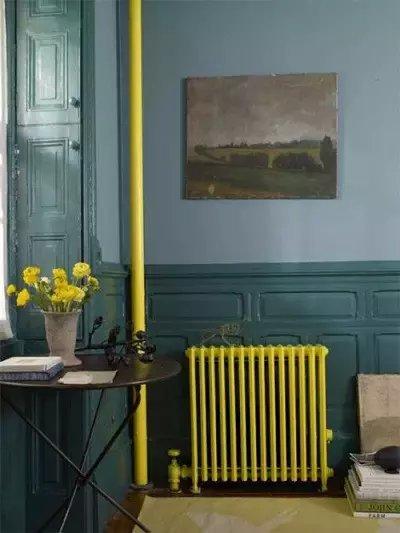 家装美学:暖气片怎么装饰好看?让你家的暖气片变好看!