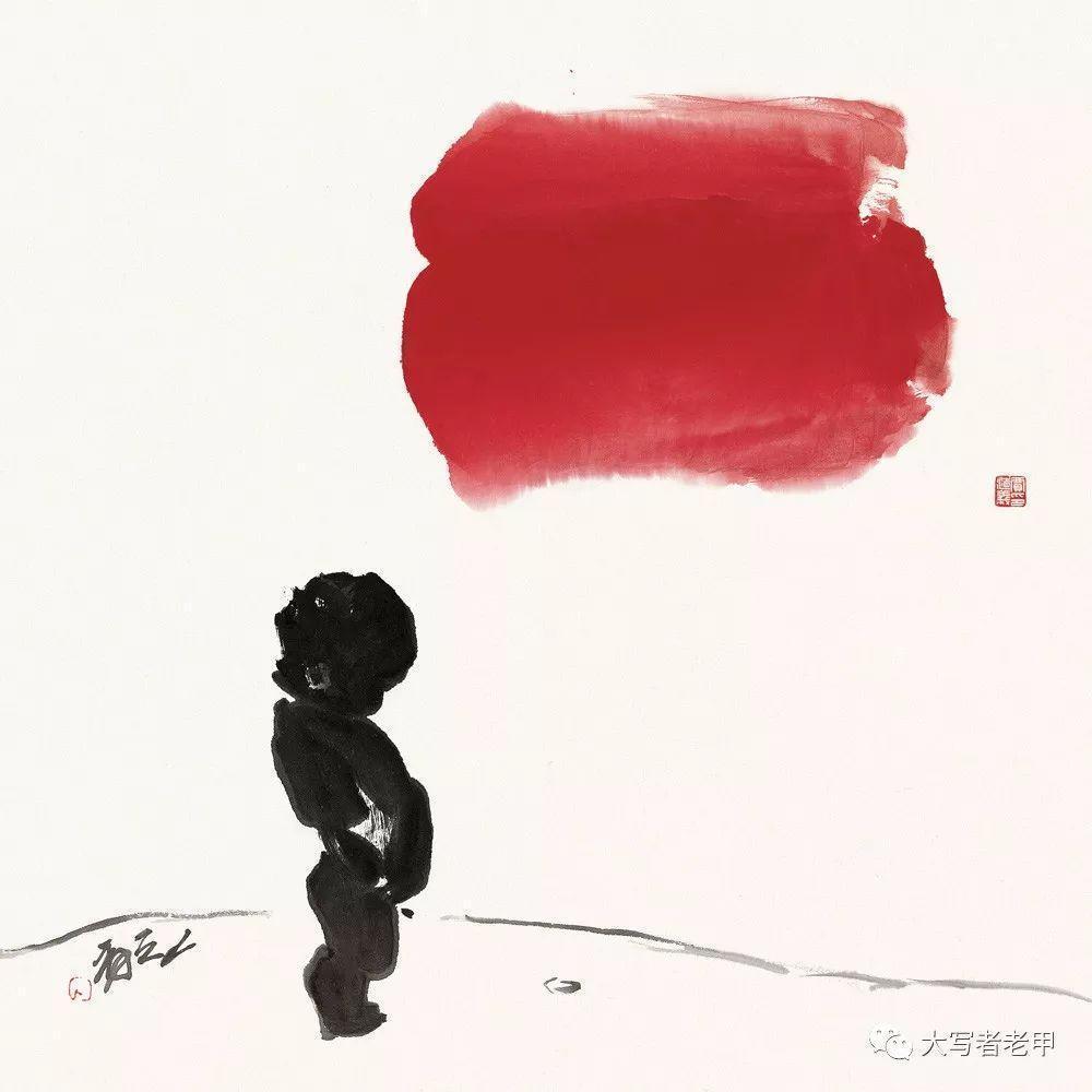 <b>老甲:人之初——陈祖芬</b>