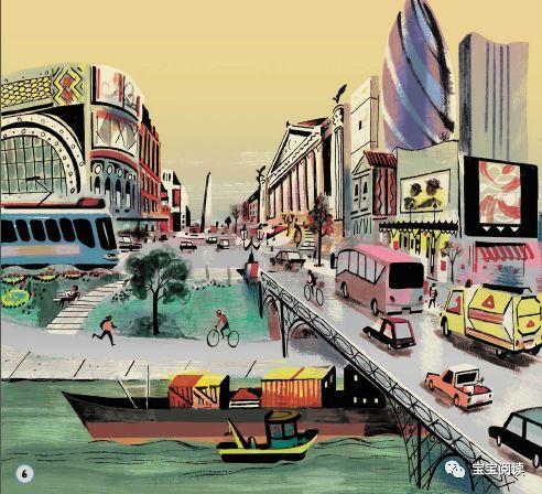 纸上环球旅行:游遍22座世界历史文化名城