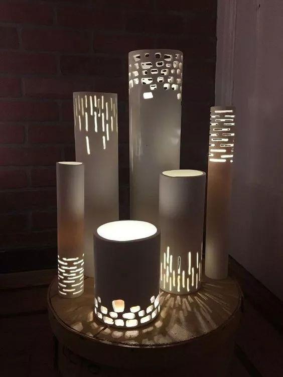 不 完美 的灯具