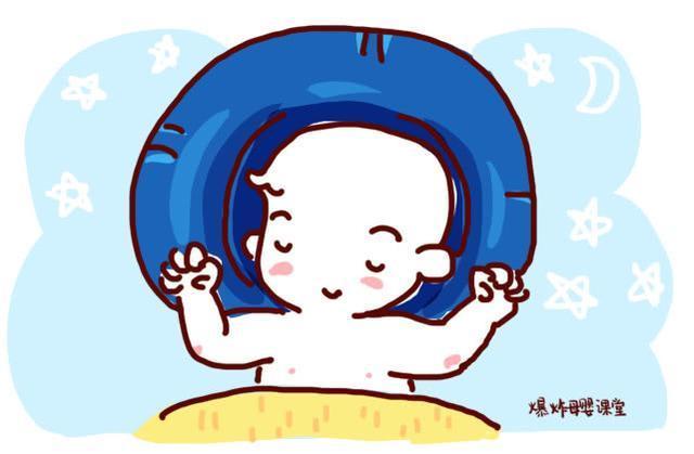 刚出生没几天的男婴,被这个睡姿夺去生命,家长还不警惕吗?
