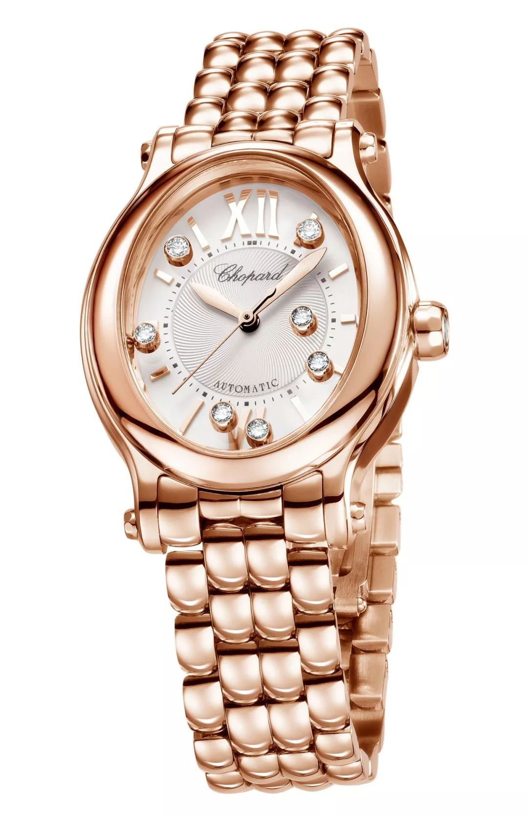 CHOPARD - Happy Sport Oval 腕表
