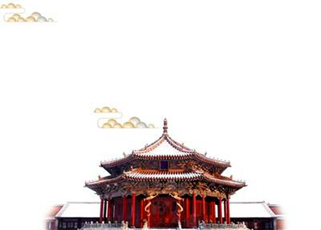 沈阳故宫内最庄严、最神圣、最独特的建筑:大政殿
