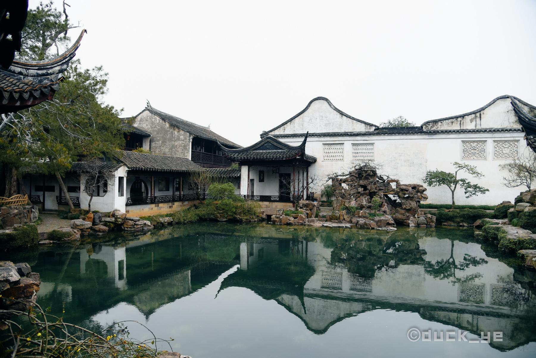 苏州网师园,藏在巷子里,连国外艺术馆都竞相模仿