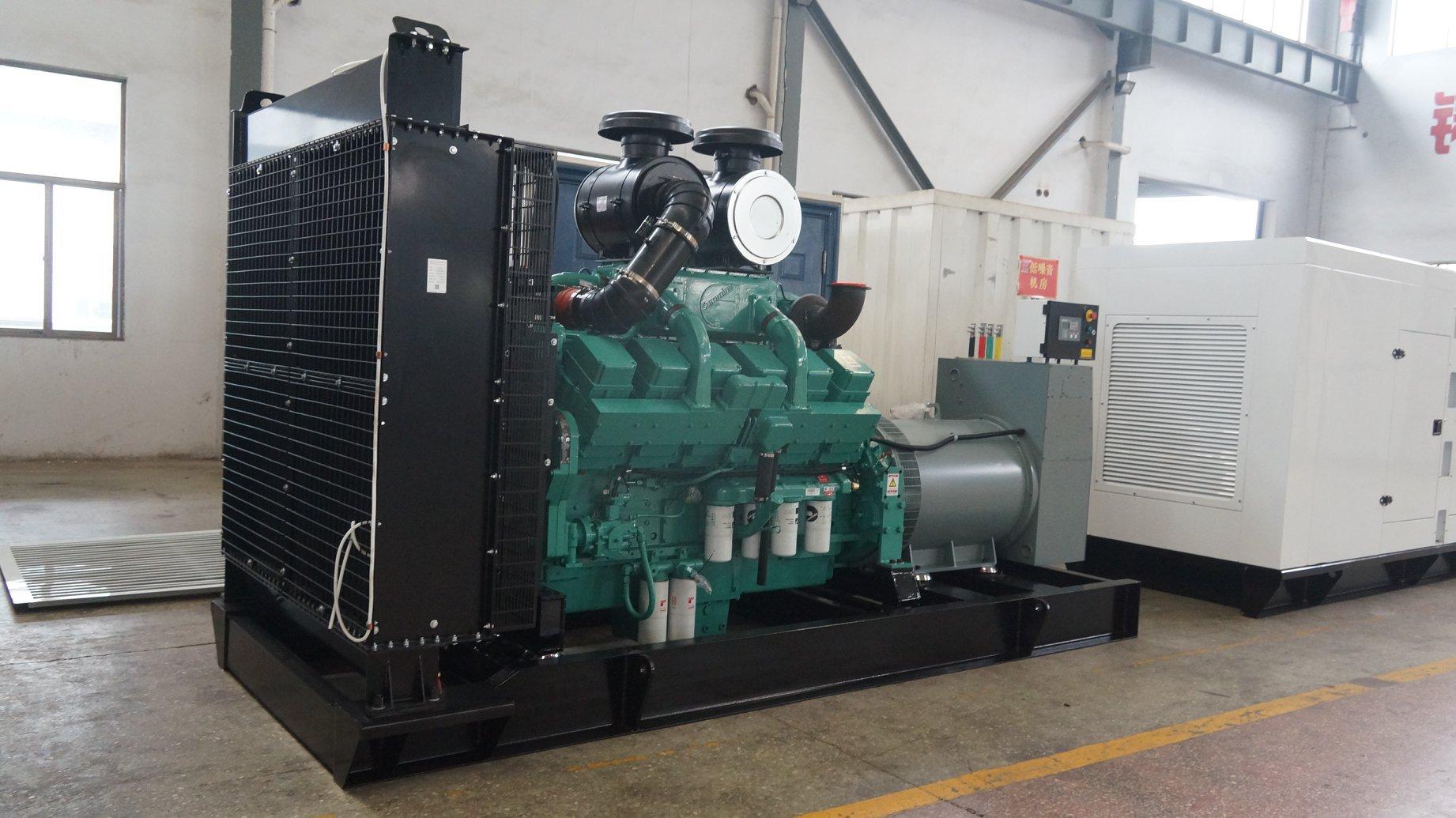发电机组厂家:250kw康明斯自动化发电机组特点是啥
