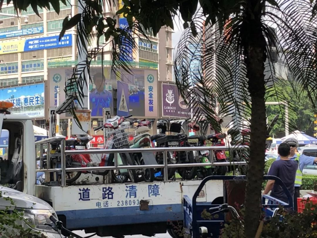 广东省珠海市是如此禁摩托车的吗?