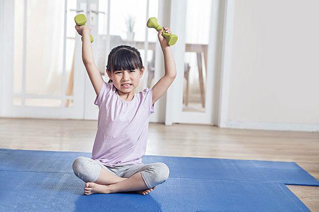 孩子越运动身体越差,家