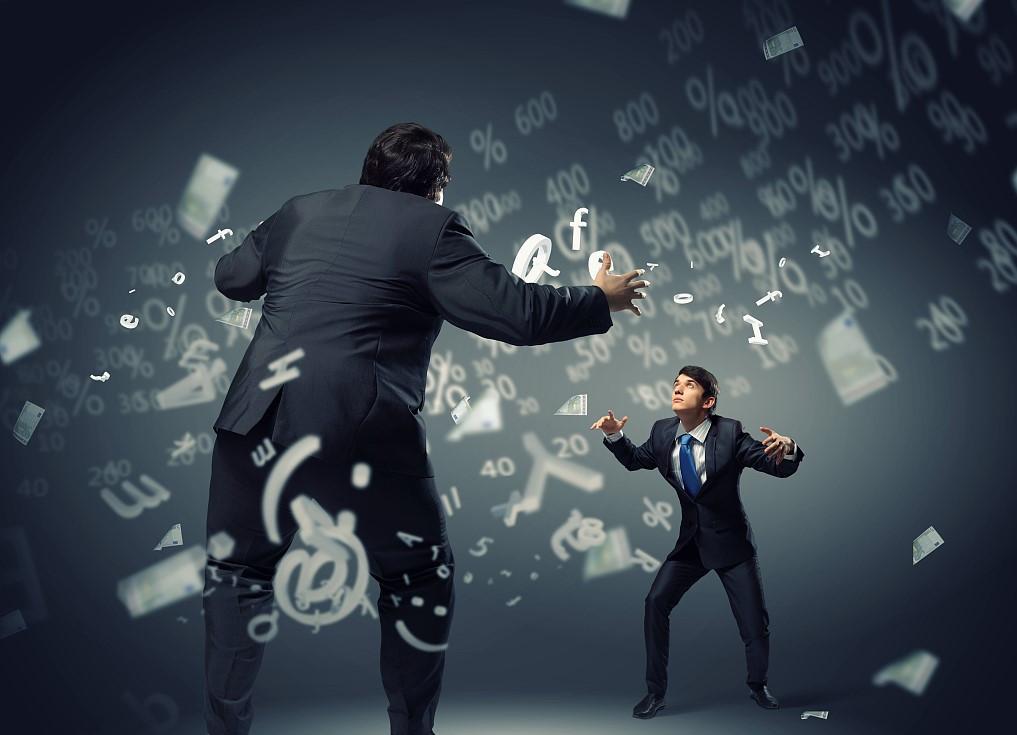 说服,已经不仅仅是一个很难的沟通过程了,而是一门昂贵的生意