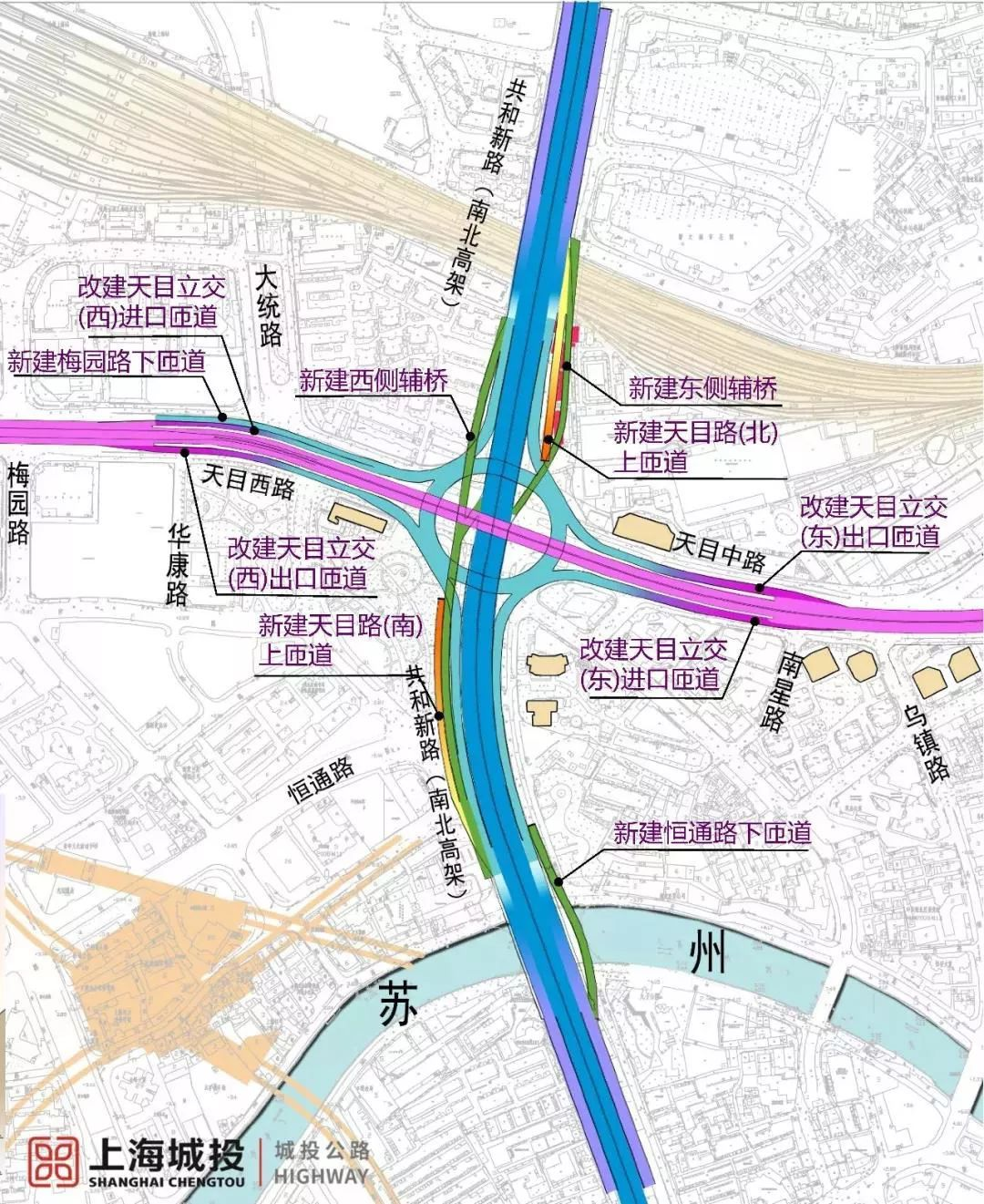 松门镇中北校区平面图