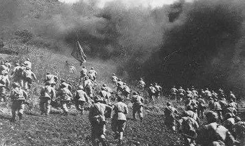 朝鲜战争联合国军俘虏:我们打完仗可以发财