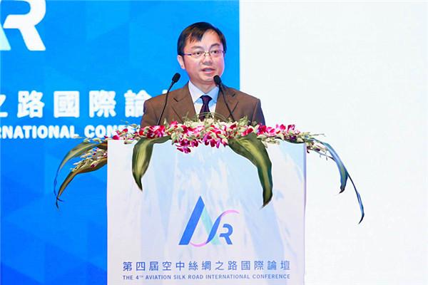 蹇元平:空中丝绸之路引领创建民用航空产业新格局