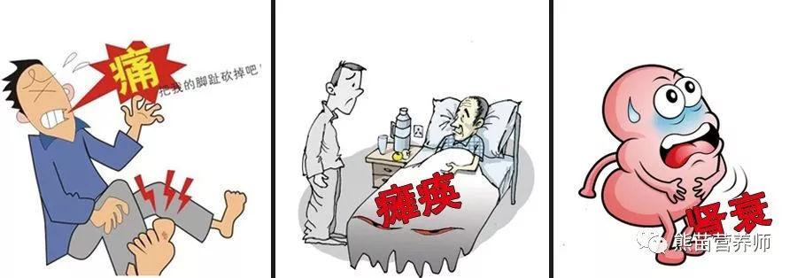 家有痛风病人,给他推荐哪些菜可以吃,哪些菜少吃?