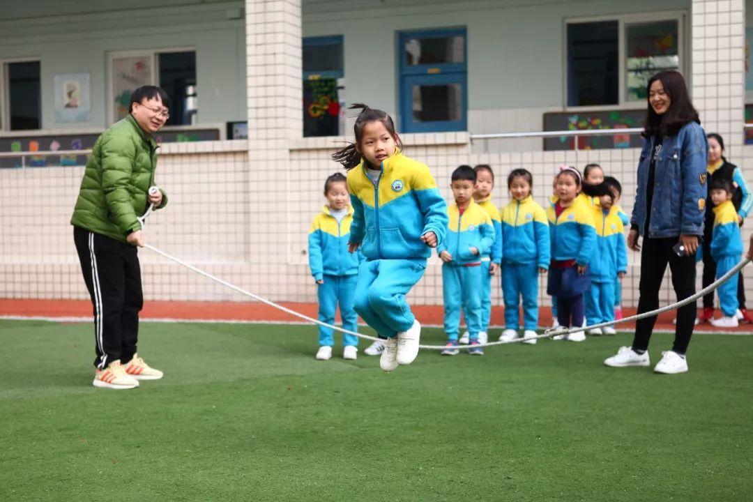 棠外实验幼儿园开展幼小衔接系列活动