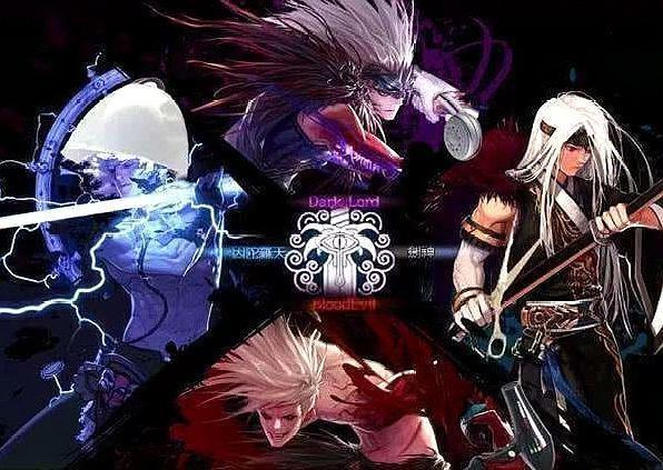 dnf:最契合4鬼剑气质的天空套,剑魂丹青套,红眼深渊骑士最霸气