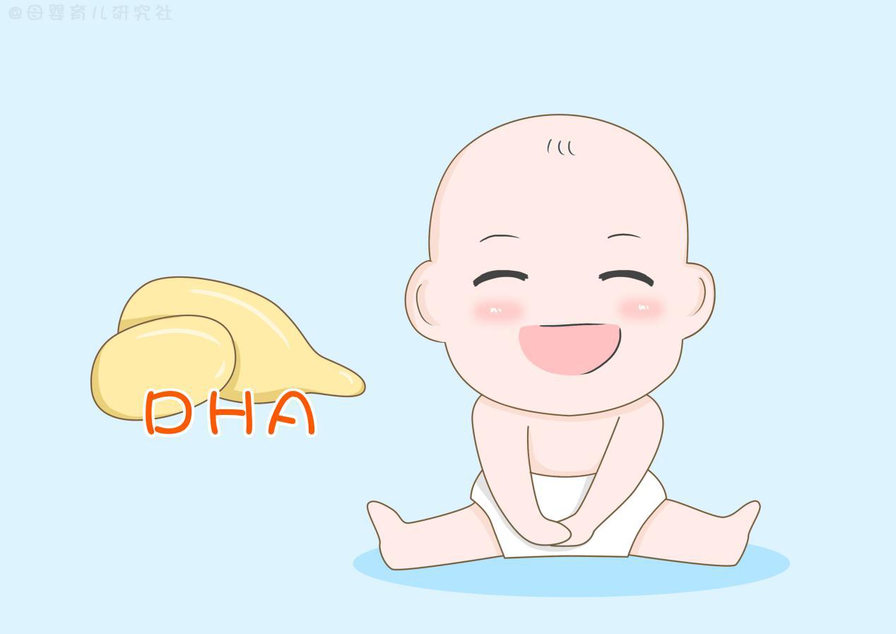 DHA作为大脑的重要组成部分,正确地了解