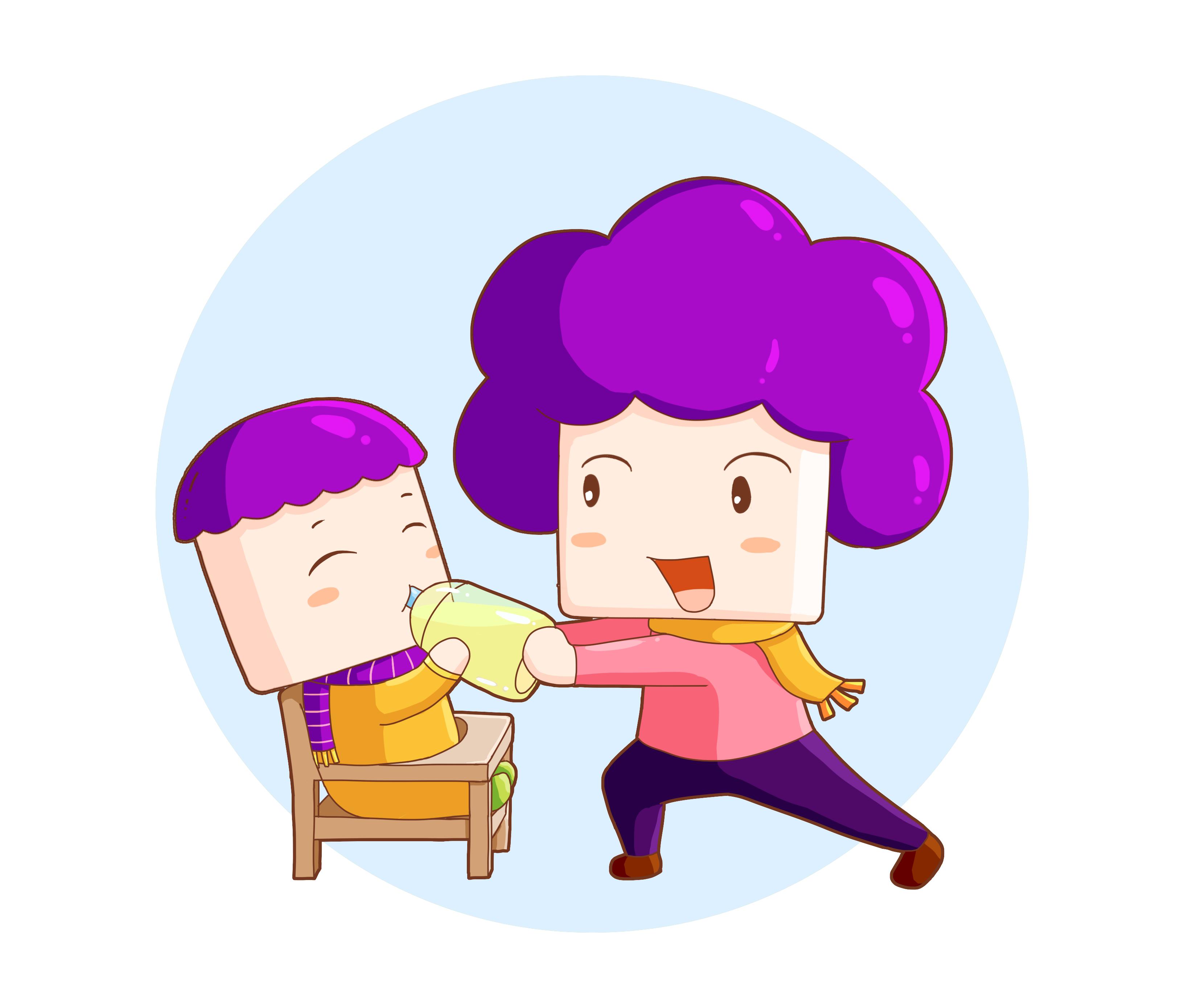 哺乳时,宝宝吃饱了会有这3个表现,宝妈们知道多少?