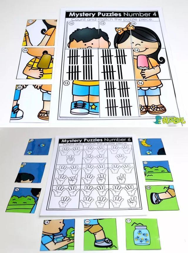 100个亲子游戏,宝宝轻松掌握数感,才是学