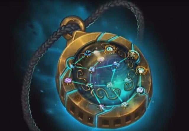 史上第一只横着走的坐骑《魔兽世界》8.2新地图将在水下